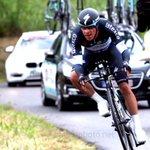 RT @mundociclistico: #lavuelta @UranRigoberto INTRATABLE en la CRI a 15 segs del especialista y campeón del Mundo @tonymartin85 http://t.co/GdswvE5852