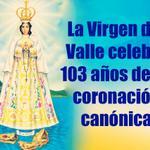 #Venezuela | Inician fiestas en homenaje a la Virgen del Valle por cumplirse los 103 años de su coronación canónica http://t.co/jpUgVqkJjB