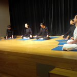 RT @gauravcsawant: Steller performance by Japanese Yoga students at Vivekanand foundation, Ind emb Tokyo for @PMOIndia http://t.co/2J64kRp7sq