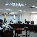 RT @Zona4CNE: En estos momentos se desarrolla Pleno @cnegobec. @JuanPabloPozoB destaca el proceso de la planificación estratégica http://t.co/UOHoO5TOYY