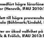 Rapporter som går emot Sjöstedts teser om fritt skolval. #dinröst #svpol http://t.co/WY01g1KsI6