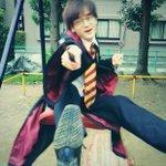 『ハリーポッターと近所の公園』 pic.twitter.com/NVwGfG7F4R