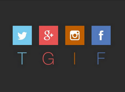 Stay social this weekend! #TGIF http://t.co/rgqkBZ5EtM