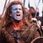 RT @EdgardoRovira: El William Wallace de Mel Gibson votaría por el #SI en el referéndum de Escocia. Independencia, soberanía y #Freedom http://t.co/JKXcMidN8Q