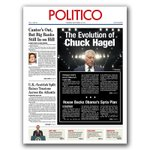 RT @politico: The evolution of Hagel, House backs out of Obamas Syria plan. Its todays front page: http://t.co/Etv3wSpS86 http://t.co/ggxjF4FtkF
