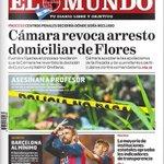 Francisco Flores iría a bartolinas http://t.co/oOvEbXo7EX