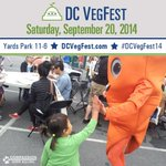 RT @DCVegFest: Please read & RT @PopVilles #DCVegFest14 blog post! http://t.co/rsoBC1KTQB #DC #Events http://t.co/pMCvyF2c8O