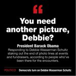 Long-simmering doubts about Debbie Wasserman Schultz have reached a peak: http://t.co/MAqxl0Zuj1 http://t.co/DdQKK81oYx