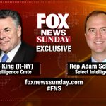 RT @FoxNewsSunday: This #FNS we sit down with @RepPeteKing & @RepAdamSchiff to discuss the latest on #ISIS http://t.co/Hq7TCRhuFC