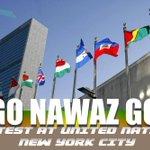 RT @U_R_Welcome: #GoNawazGo Day GO NAWAZ GO GO NAWAZ GO http://t.co/uHOn8AsyVj #NYC will be there!