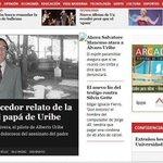 RT @MonaMaria2012: YA SE PASÓ EL SOBRINO DE SANTOS EN .@Revistasemana CON FOTO MONTAJE DE URIBE Y SU PADRE EN LABORATORIO DE COCA. http://t.co/Vt7lf4Hkz0