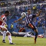 FINAL EN EL CAPWELL! @CSEmelec 2-1 @CARiverPlateUY (Mondaini - Bolaños) (M.Santos -p-) #CopaSudamericana http://t.co/hx55O21gv3