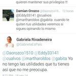 RT @cualvos: @GabrielaEsPais con todo respeto ¿Si sabe lo q significa utilidad? Parece q NO x eso no le preocupa.. #YsiTePasaAti http://t.co/ZSm8JYhgL4