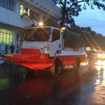 Prototype of amphibious vehicle to be deployed anytime in Metro Manilas flooded areas. (Photo via @EdwinSevidal) http://t.co/v1qgcdMaVi