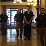 RT @MBurgosFox59: Cody Cousins walked into the courthouse. @FOX59 @LifeAtPurdue http://t.co/cDbEcDkzSb