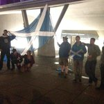 RT @traquir: While NO supporters burn Saltires in Glasgow ,#Yes supporters spell out Alex in candles http://t.co/7ybK3zLPjy
