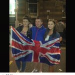 RT @gburnsglasgow: Lets get a name to this guy who ripped the saltire from the girls in the square. Facebook acct preferably http://t.co/38lnexoYfD