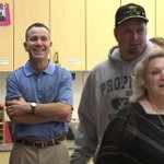 RT @GAFollowers: Garth Brooks visited patients at Childrens Healthcare of Atlanta today. He is playing 7 sold out shows this weekend. http://t.co/bGtG8ts2M0