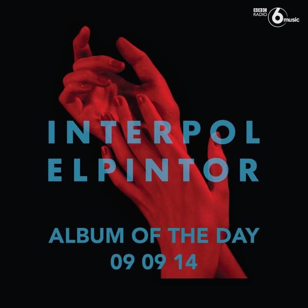 #NowPlaying Everything is Wrong from our Album Of The Day, El Pintor by @Interpol http://t.co/SLp0sUmhl7