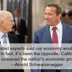 RT @BW: .@Schwarzenegger & @JerryBrownGov: CA is proof you can fight #climatechange and grow economy: http://t.co/4thWHIRxPx http://t.co/iN…