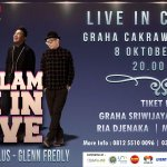 """""""Ngalam I'm In Love"""" with Tompi, Raisa, Tulus and Glenn Fredly 
