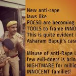 Due to some evil-doers, 65 crore male population is facing MASSIVE misuse of anti-Rape Laws #IsMisuseOfLawNotACrime https://t.co/8uCfh2GxfC