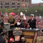 Ethan Fisher and Lee Corso pick FSU over Clemson http://t.co/gtbhy5sliO