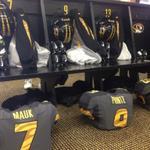 RT @MizzouFootball: #Mizzou Nike Uniforms are ready to go! http://t.co/gY47OGqlkK