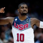 USA! USA! America claims gold in FIBA World Cup after dominating 129-92 win over Serbia. Kyrie Irving: 26 Pts, 4 Ast http://t.co/mLNhMtOFop