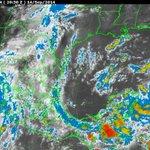 Huracán Odile baja a categoría III, se localiza a 535 km al oeste-noroeste de Manzanillo, Colima. Vía @Foro_TV http://t.co/BdAwYLlEFz