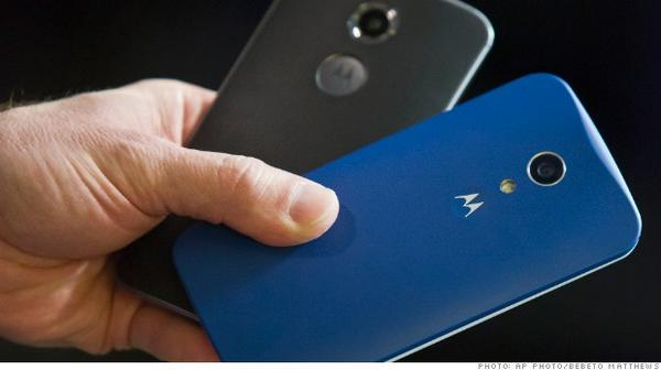 The new Moto X is the best Android smartphone ever made http://t.co/KFfTZf2DjA via @DavidGoldmanCNN http://t.co/MbhrqNY9aI