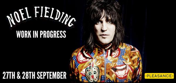 @thevelvetonion Two Noel Fielding Work in Progress shows now on sale! Sep 27th & 28th https://t.co/DxSQYNp9Fv http://t.co/TTOs9Widhz