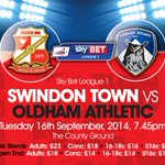 Its matchday! Will you be at The CG this evening? Tickets are still on sale at http://t.co/7O2vQAAKqC http://t.co/suQthoAmXP
