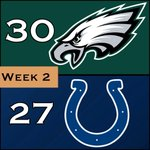 RT @PHIEagleFans: CODY PARKEY HITS IT! In dramatic fashion the Eagles comeback again to win and move on to 2-0!! http://t.co/io0lW3veTp