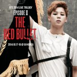 RT @BTS_facts: <BTS 2014 LIVE TRILOGY EPISODE Ⅱ: THE RED BULLET> 3rd BULLET. 지민 #Danger #JIMIN #즐점하세용 http://t.co/CwYGk3pAS3