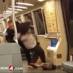 RT @kron4news: VIDEO: BART Police Officers Slams Woman to Floor, Incident Captured on Video http://t.co/80JP5SObS0 http://t.co/vBPYZk0nYl