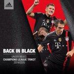 RT @Footballogue: [#LDCLiveCamp] OFFICIEL ! Le maillot Europe du Bayern Munich ! http://t.co/aPNmX0Iw7n