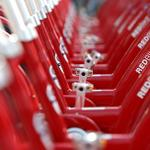 #RedBikes are here! Are you riding and sharing? @QueenCityBike @Enquirer http://t.co/6ZfAxL274A @cincybikes http://t.co/uVH8pfQIe6