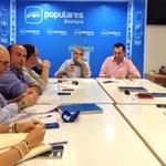 Tras Comité de Dirección de @NNGGExtremadura en #Merida, ahora en Comité de dirección del @PP_Badajoz en #Badajoz http://t.co/GMcvMMHRrM