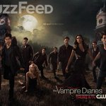 """""""@BuzzFeed: Exclusive: """"The Vampire Diaries"""" Season 6 Poster Tears Damon and Elena Apart http://t.co/s1kqhNdjrL http://t.co/9KXOlinXPS"""" ????"""