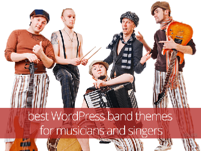 the best #WordPress band themes for musicians and singers reviewed: http://t.co/09Pwr12USG http://t.co/uI5ziWfMBh