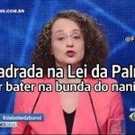 Aécio processou e Luciana Genro foi enquadrada na lei da palmada!!! .... // dica @FabioStRios http://t.co/DoY3t4Doca