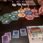 Super intense Takenoko with @thegamesmith is super intense. #Tabletop