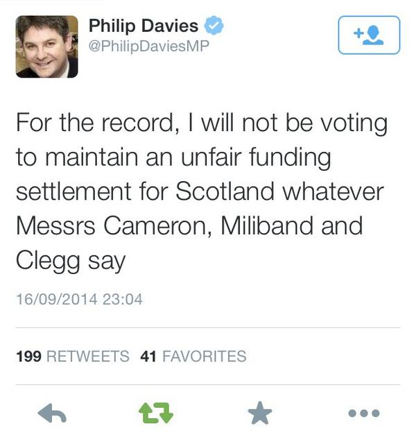 I'm afraid this will be the reality if we Vote No... http://t.co/Zlf98YTE3t