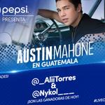 RT @PepsiGuate: ¡Envíenme un DM con sus datos! Mañana tendré más dinámicas así que pilas ;) aún hay muchas entradas. #LiveOnHoy http://t.co/eIhQeYywyl