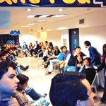 RT @Lista404Mvd: Espectacular reunión de los @jovenes404 @adelgado404 @MartinLema404 @luislacallepou #UruguayPositivo http://t.co/mRvDOwi97h