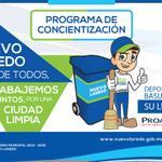 Mantengamos limpios nuestros nuevos parques y vialidades depositando la basura en su lugar.. #NuevoLaredo #Tamaulipas http://t.co/xqsz7WiitR