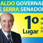 RT @jose_anibal: IBOPE: 1º lugar e vitória no 1º turno. Geraldo Alckmin mantém liderança absoluta: http://t.co/1mDj8VjIyv #EquipeJA http://t.co/RTh8IYMGat