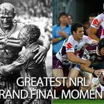 RT @7Sport: Ahead of the #NRLGF, we take a look at 10 huge grand final moments from the past. http://t.co/3ITBOHGCdS | http://t.co/kIfCGcopF9