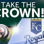 TIE GAME! 7-7! #ROYALS #BEROYAL #TAKETHECROWN Live game updates here: http://t.co/zIQ4bq28lK http://t.co/4GrSFhS75f